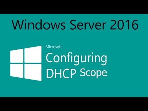 How to Edit DHCP scope in Windows server 2016 - 36