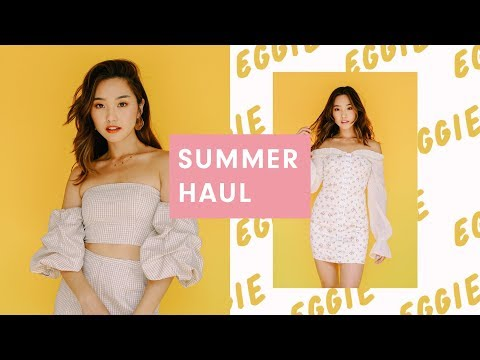 What To Wear This Summer | Eggie Haul