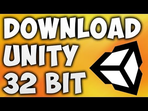How To Download Unity 32 Bit - Install Unity Windows 32 Bits