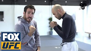 Kenny Florian shows us how Conor McGregor can get even better | UFC ON FOX