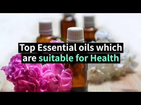 Top Essential oils which are suitable for Health | Skin care tips | Beauty tips for All