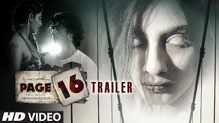 """PAGE 16"" Latest Hindi Movie Trailer | Asif Chandvani | Kiran Kumar , Aseem Ali Khan, Bidita Bag"