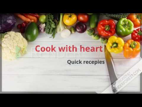 #Cook with heart  #Trailer