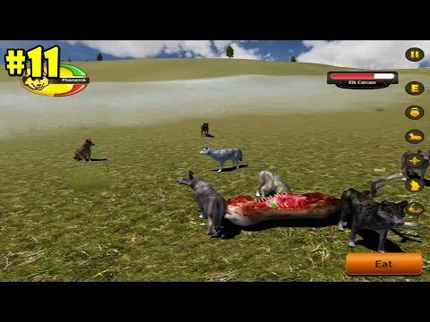 WolfQuest 2.7.2 Multiplayer: Raise Pups - Android/iOS/Kindle - Gameplay Episode 11