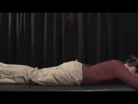 Chronic Hip Flexor Strain Rehab Video