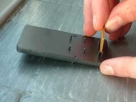 Fake Gold Bar Tester ( 10g Baird & Co.)