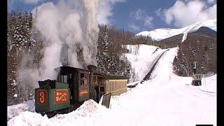 The Mount Washington Cog Railway