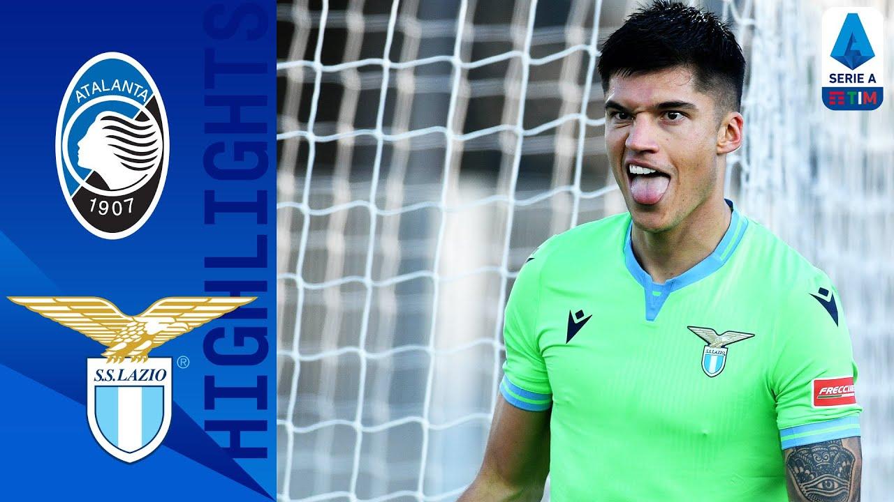 Atalanta 1-3 Lazio   Early Marusic Goal Helps Lazio Win Big at Atalanta   Serie A TIM