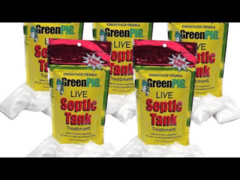 GreenPig Solutions Live Septic Tank Treatment - Dirk's Deals