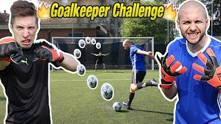 GOALKEEPER CHALLENGE - Chi vincerà oggi???