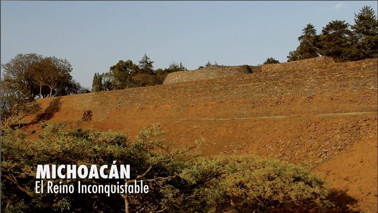 Michoacán, el reino inconquistable. PIEDRAS QUE HABLAN