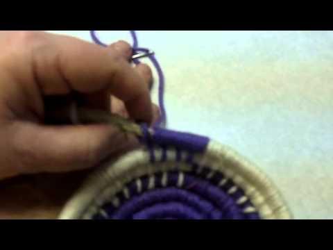 Coil basket making 980_1582.MOV