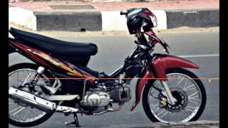 Motor Trend Modifikasi Video Modifikasi Motor Yamaha Jupiter Z Air