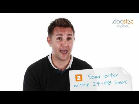 Tips for Writing a Follow Up Email