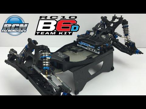 Team Associated B6D  - Build Update 1 -  Electronics Choice
