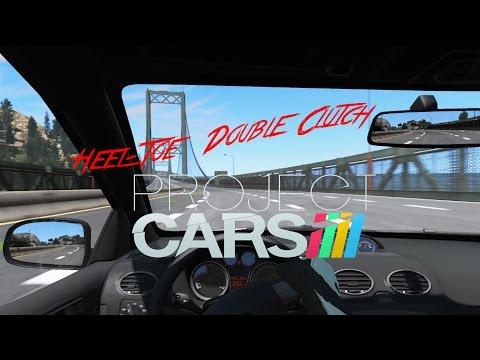 Heel-Toe/Double Clutch - Project Cars - Logitech G27