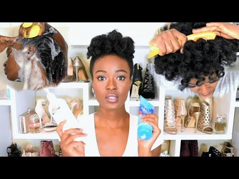 5 Hacks For Using Lotion As A Hair Product - 4c Natural Hair