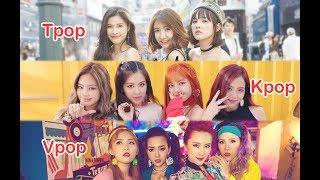 Tpop ★ Kpop ★ Vpop