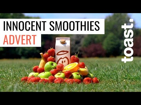 Innocent Drinks' first television commercial | Toast TV