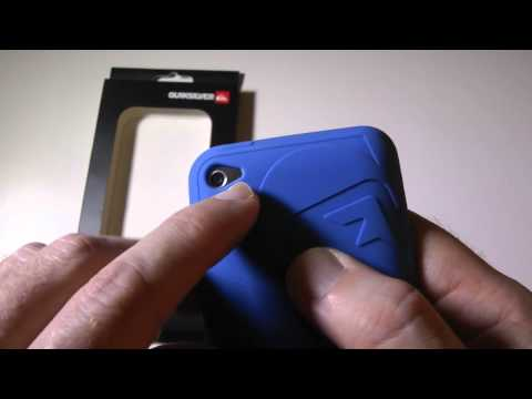 Proporta Quiksilver Silicone Case Review for 4th Gen iPod touch