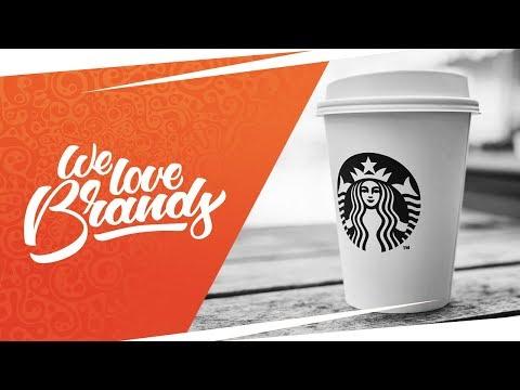 The alluring logo of Starbucks. History and evolution.