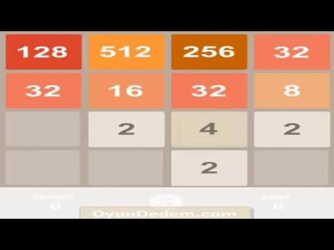 2048 Game How to Play Gameplay Solution