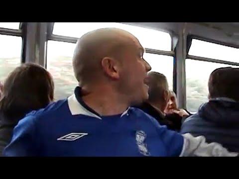 Davo's Diary: Blackpool away (26/11/11)
