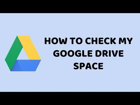 How To Check my Google Drive Space   Check my Free Google Drive Space   Easy Tutorials In Hindi