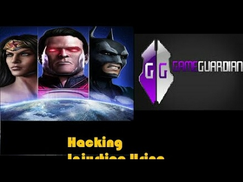 How to use Game Guardian To Hack Injustice Gods Among Us Credits