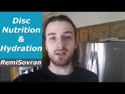 Two Important Nutrition Tips Regarding Spinal Disc Injuries