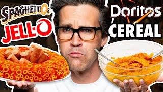 Worst Food Crimes Taste Test