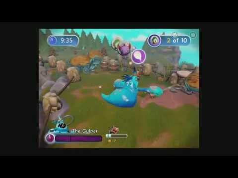 Skylanders Trap Team Tablet - iPad / Android / Amazon - HD Gameplay (Livestream)