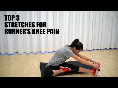 Top 3 Stretches for Runner's Knee Pain Relief