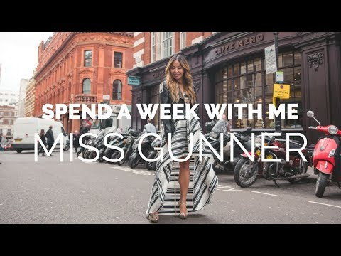 Spend A Week With Me: Miss Gunner VLOG