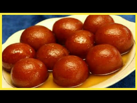 Gulab jamun recipe how to make jamun with instant mix