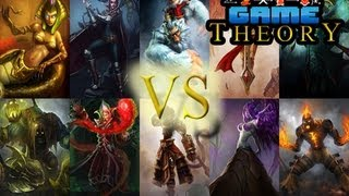 Game Theory: League of Legends, Champion Showdown