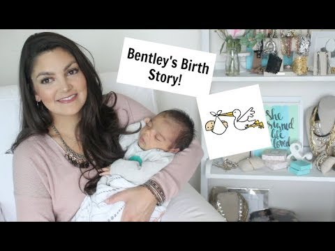 My Labor & Delivery Story for Baby #2!