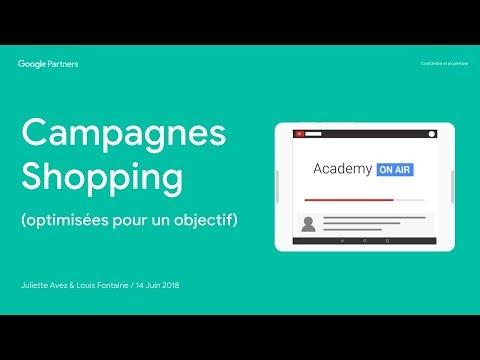Academy on Air: Shopping (FR)