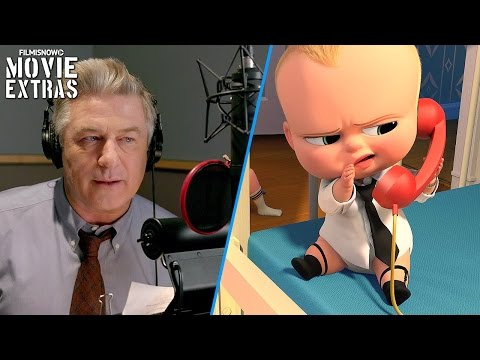 Go Behind the Scenes of The Boss Baby (2017)