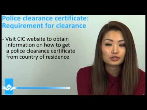 How to Obtain Police Clearance Certificate