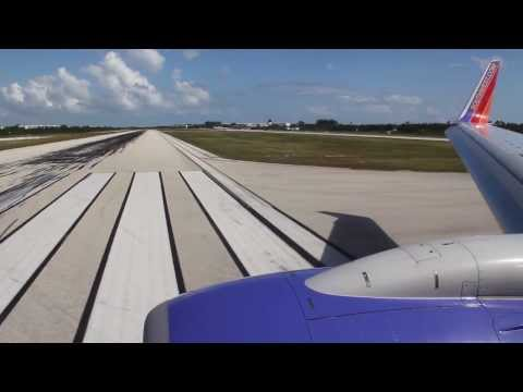 Southwest Airlines Boeing 737-700 Key West - Tampa (EYW-TPA) (11/2013)