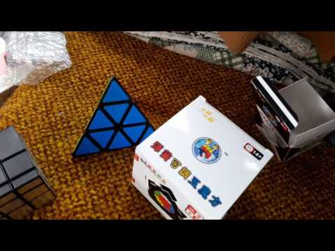 CHINESE RUBIKS CUBES