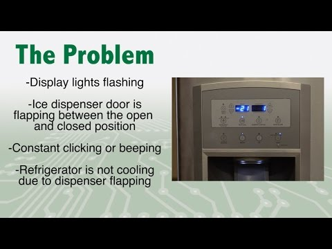 WPW10310240 W10890094 Refrigerator Control Board Repair