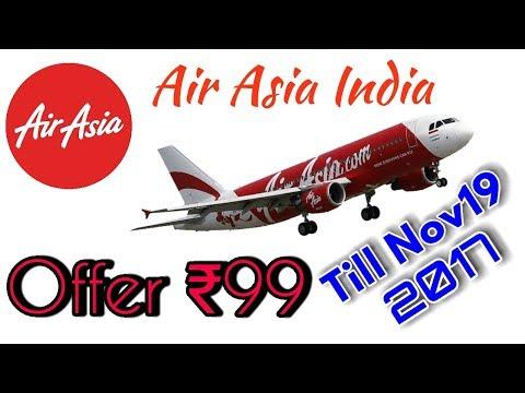 Air Asia anounced #Big Sale Offer 99  #Airasia #Rs.99 #Tamil