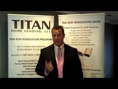 3 Different Types of Renovation Loans Discussed