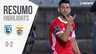 Highlights | Resumo: Belenenses 0-2 Benfica (Liga 19/20 #2)