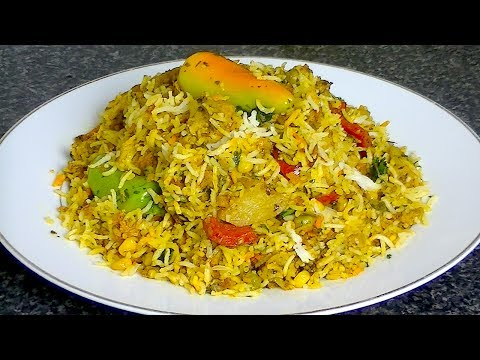 VEG BIRYANI *COOK WITH FAIZA*