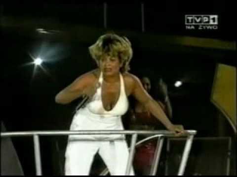 Tina Turner - Nutbush City Limits (Live in Sopot)