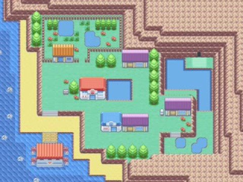 Pokemon FireRed/LeafGreen- Sevii Islands 4 & 5