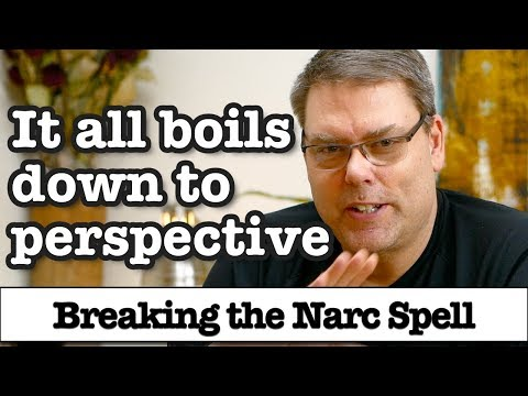 Breaking the narcissistic spell